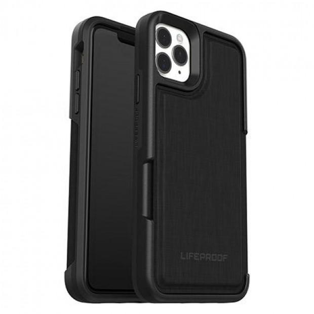 LifeProof Flip Apple iPhone 11 Pro Max Dark Night - black