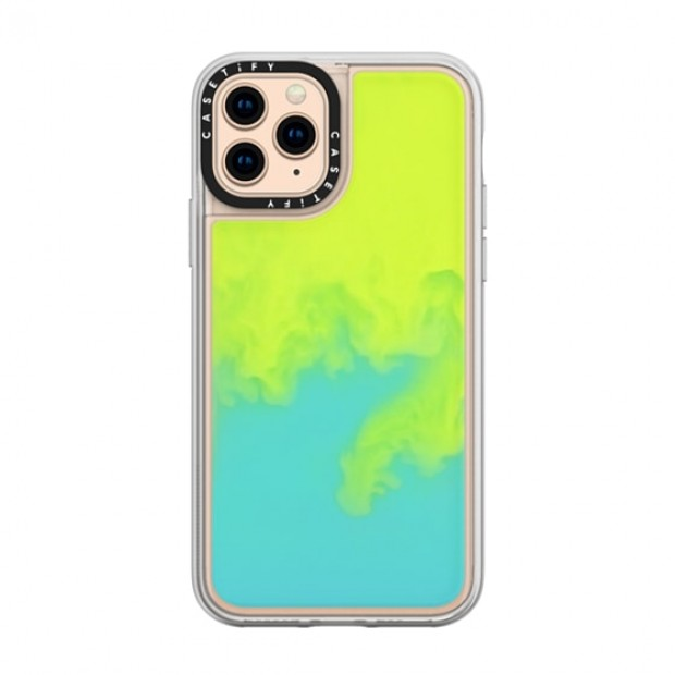 Casetify Neon sand Case Exxxtra iPhone 11 Pro