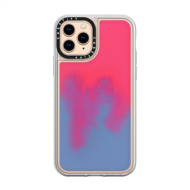 Casetify Neon sand Case Hotline iPhone 11 Pro