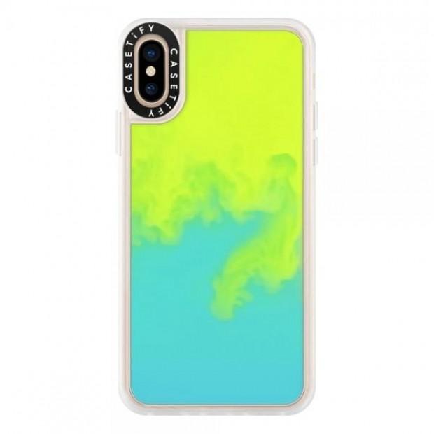 Casetify Neon Case Exxxtra iPhone X/Xs