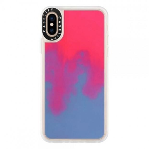 Casetify Neon Case Hotline iPhone X/Xs