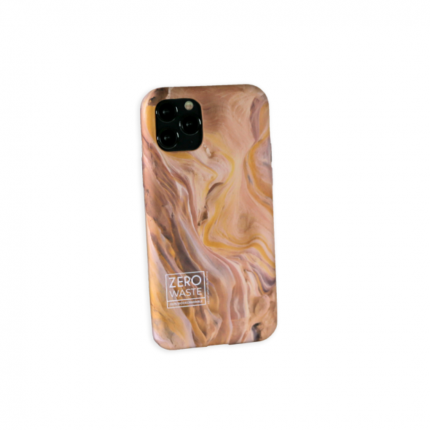 Wilma Climate Change Case for iPhone 12 Pro Max, Canyon