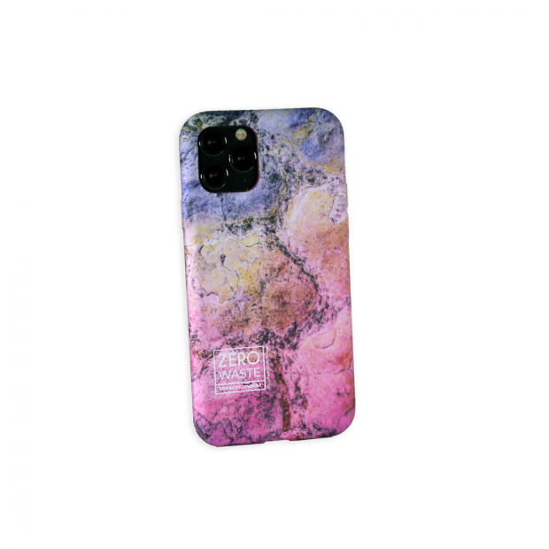Wilma Climate Change Case for iPhone 12/12 Pro, Landscape