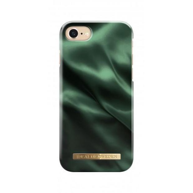 Fashion Case iPhone iPhone8/7/6/6S Emerald Satin