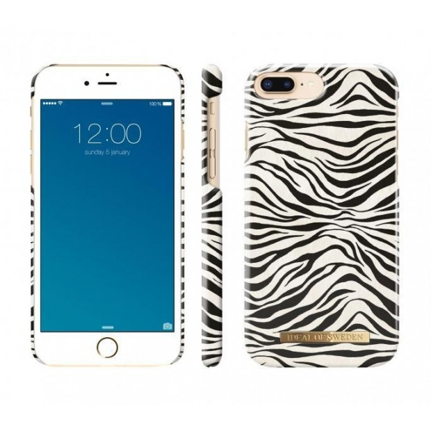 Fashion Case iPhone iPhone8/7/6/6S Plus Zafari Zebra
