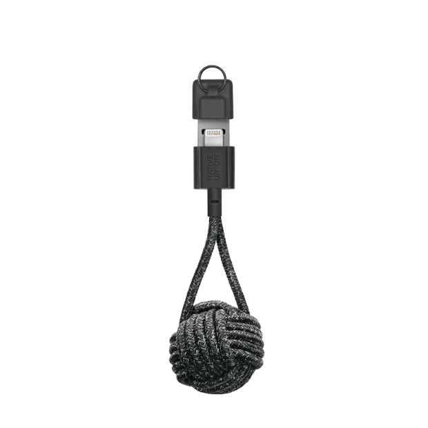 Native Union Key Cable Lightning - Cosmos BLACK