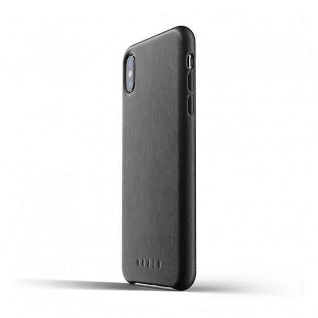 "Mujjo Full Leather Case iP 6.5"", Black"