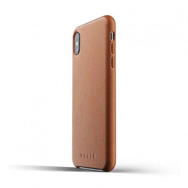"Mujjo Full Leather Case iP 6.5"", Tan"