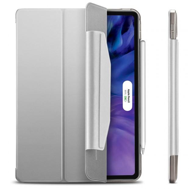 Sdesign Silicon Case iPad PRO 11'' (2020) Silver Gray