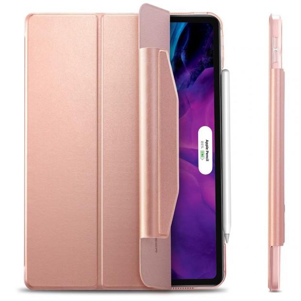 Sdesign Silicon Case iPad PRO 12.9'' (2020) Rose Gold