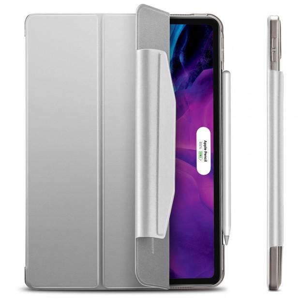 Sdesign Silicon Case iPad PRO 12.9'' (2020) Silver Gray