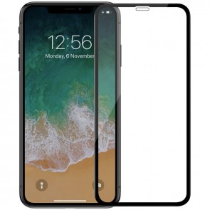 iDeal 3D+ glass iPhone XR/11 - black