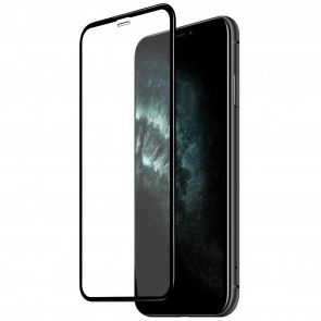 iDEAL 3D+ GLASS iPhone XS Max/11 Pro Max - black