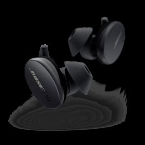 Bose Sport Earbuds, triple black