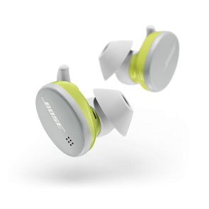 Bose Sport Earbuds, glacier white