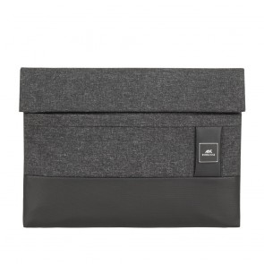 "Rivacase Sleeve for Macbook Pro and Ultrabook 16"", Black"