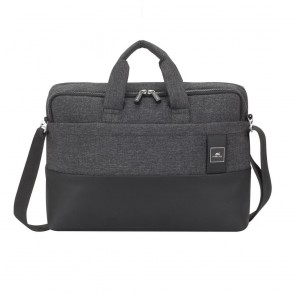 "Rivacase Bag for Macbook Pro and Ultrabook bag 15.6"", Black"