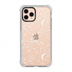 Casetify Sun Moon Stars White Galaxy iPhone 11 Pro