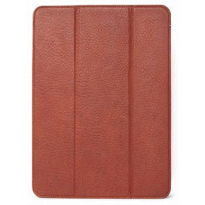 """DECODED Leather Slim Cover iPad Pro 11"""" Leather Brown"""
