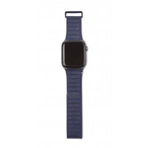 Decoded Leather Magnetic Traction Strap | Series 6/5/4 (44mm)