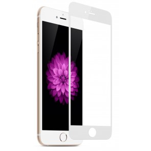 Devia Tempered Glass, iPhone 6 Plus, White