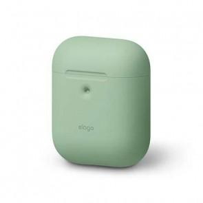 ELAGO Airpod 2 Silicone Case Pastel Green