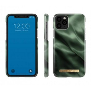 iDeal of Sweden Fashion Case iPhone 11 Pro Emerald Satin