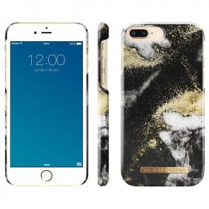Fashion Case iPhone iPhone 8/7/6/6S Plus Black Galaxy