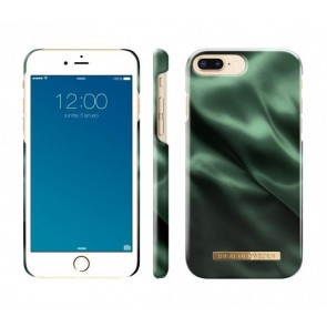 Fashion Case iPhone iPhone 8/7/6/6S Plus Emerald Satin