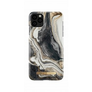 iDeal of Sweden Fashion Case iPhone 11 Pro Max Golden Ash Marble