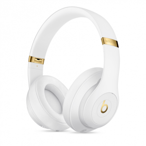 Beats Studio3 Wireless Over-Ear Headphones - White 2020