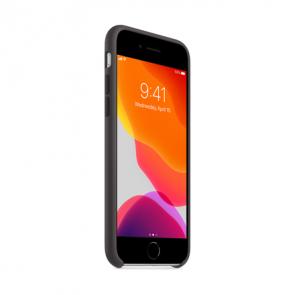 Apple iPhone SE 2020 Silicone Case Black