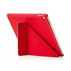 """Pipetto New 2017 iPad 10.5"""" Origami Case - Red"""