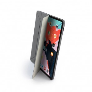 """Pipetto iPad Pro 11"""" Origami (2018) - Dark Grey"""