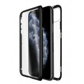 QDOS Optiguard Infinity Glass Black iPhone 11 Pro