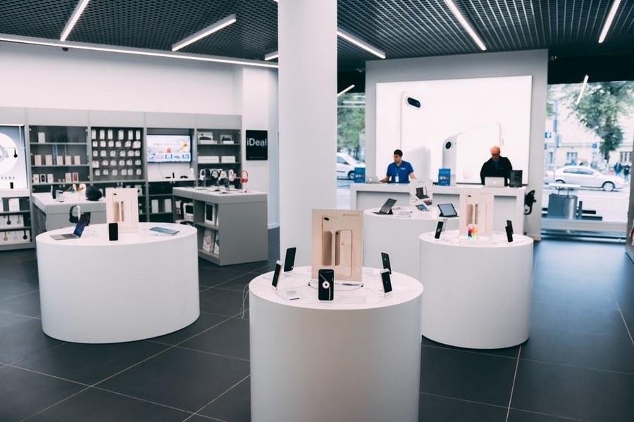 IDeal Solaris Parduotuvė