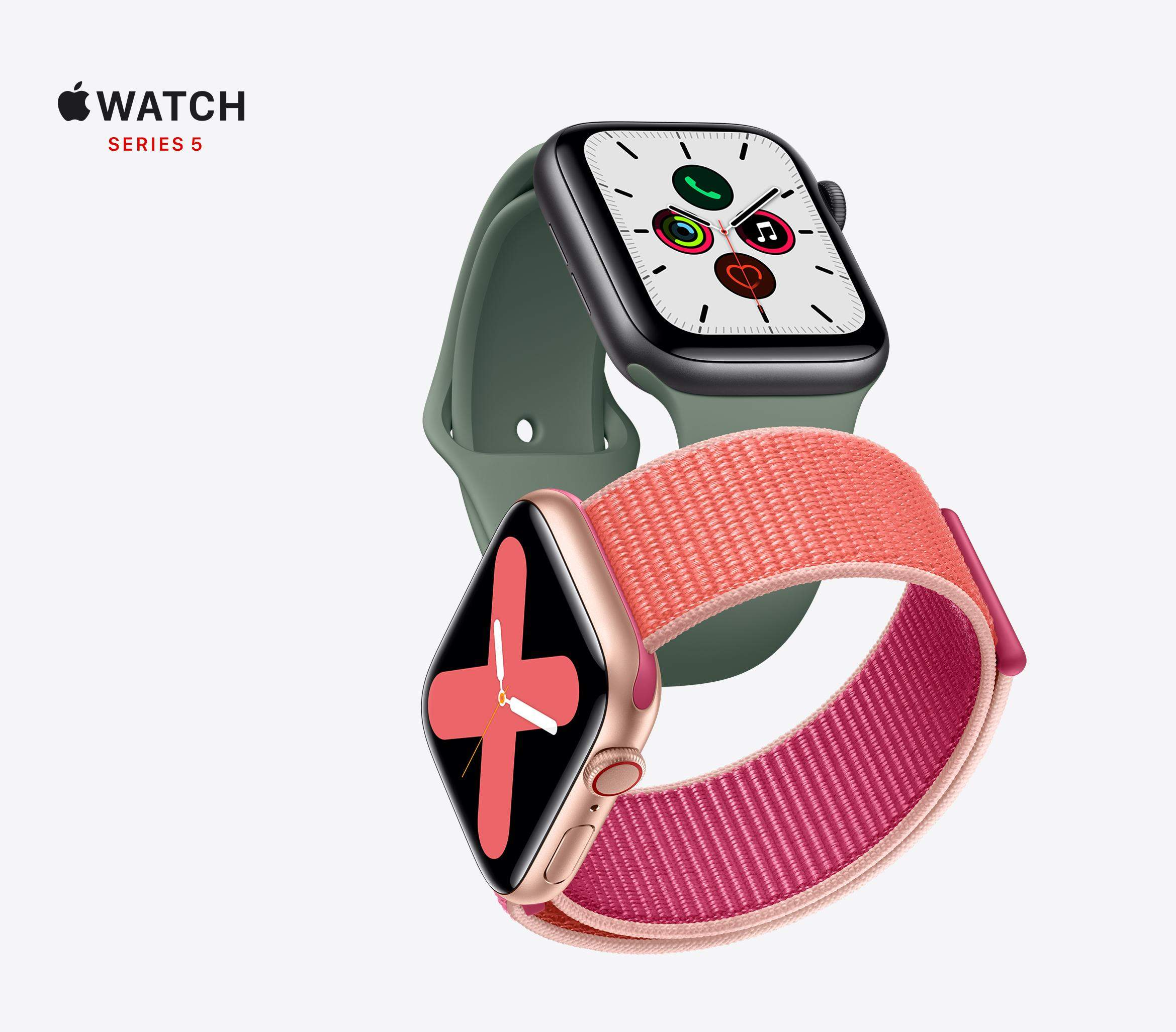 AppleWatch series 5