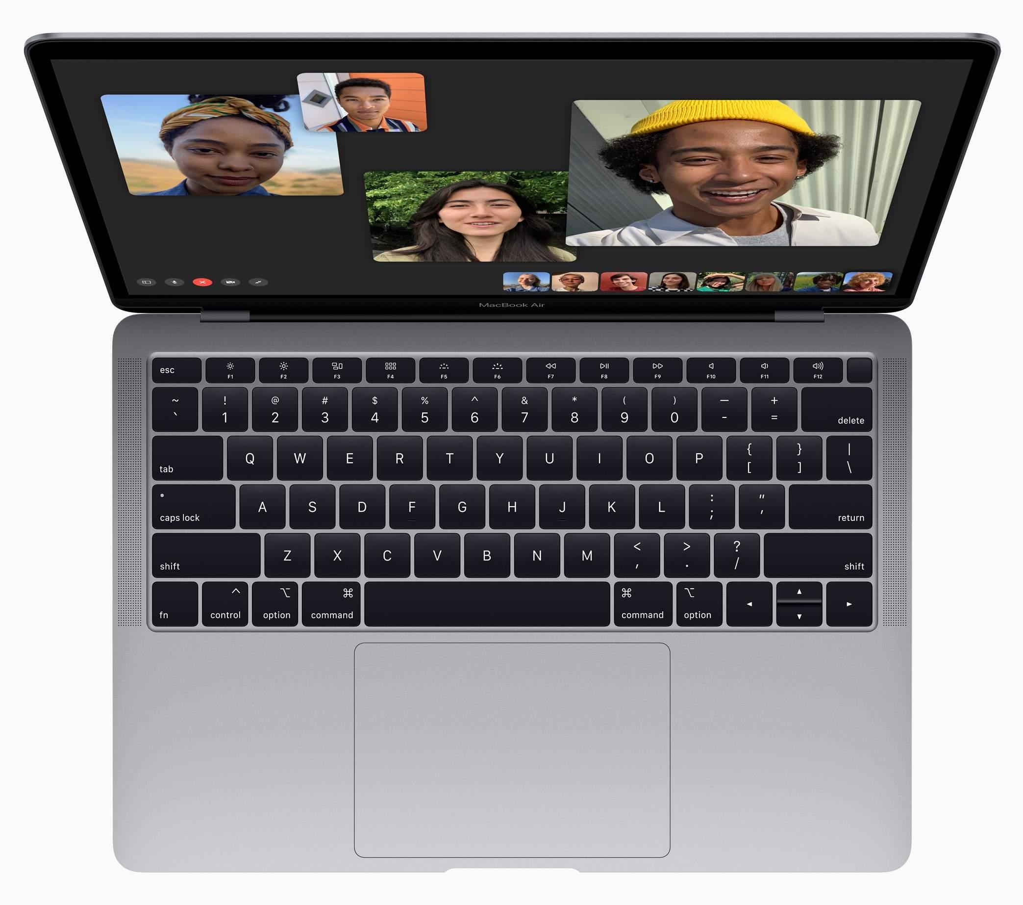 MacBook Air speakers