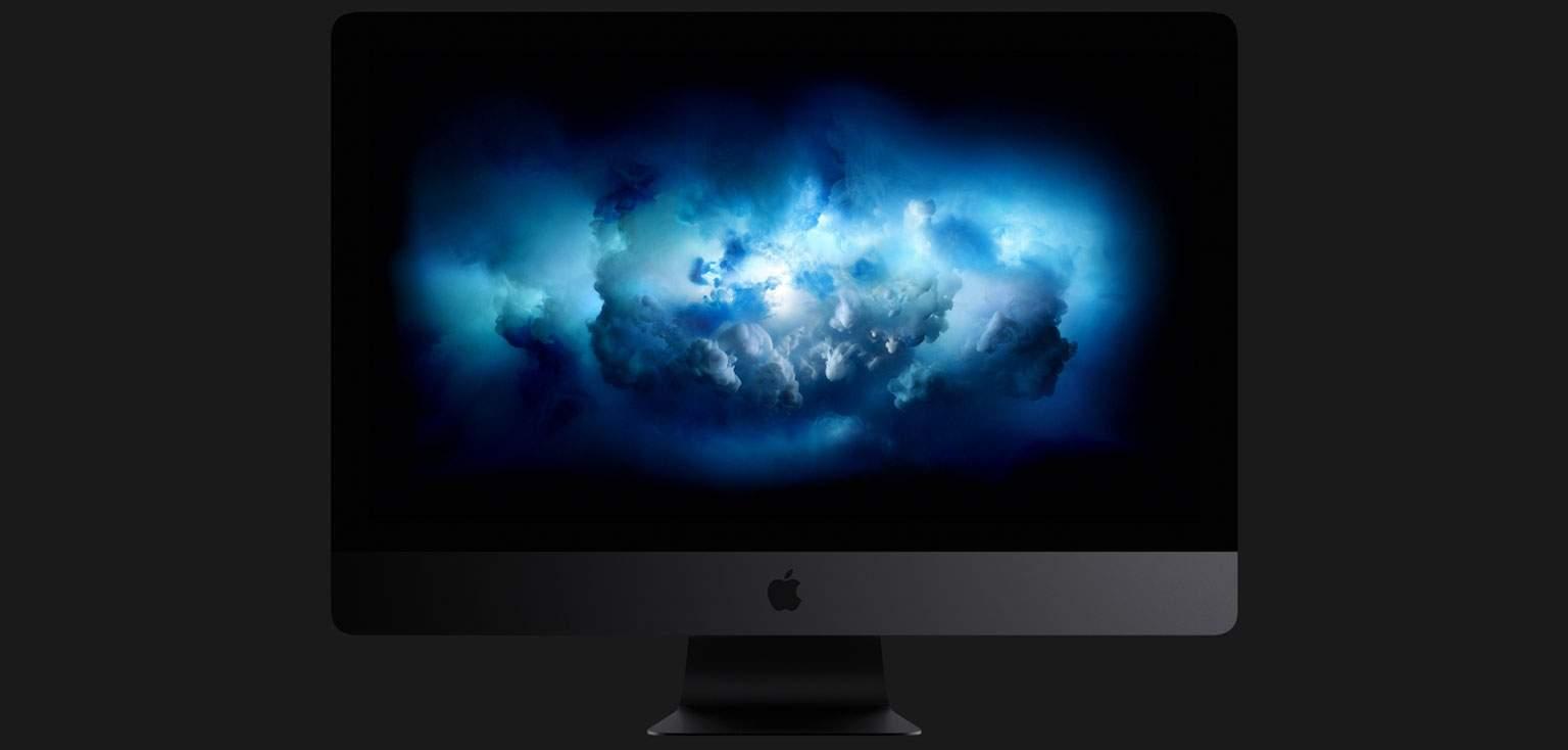 iMac Pro Cores