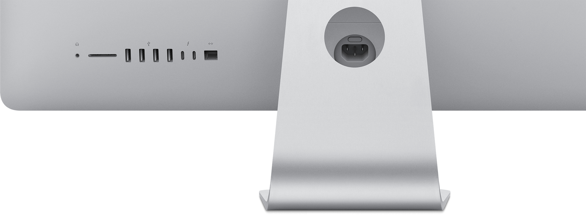 iMac connections